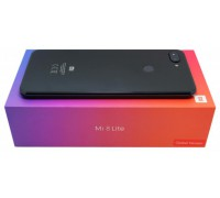 XIAOMI Mi 8 Lite 4Gb RAM 64Gb ROM черный 20860/28ZC05289