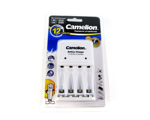 З.У. CAMELION BC-1010B (2-4AA/AAA.200mA.СВЕТОВЫЕ ИНДИКАТОРЫ)