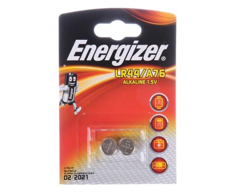 ENERGIZER AG 13 (357,LR44) 2 шт. в упаковке