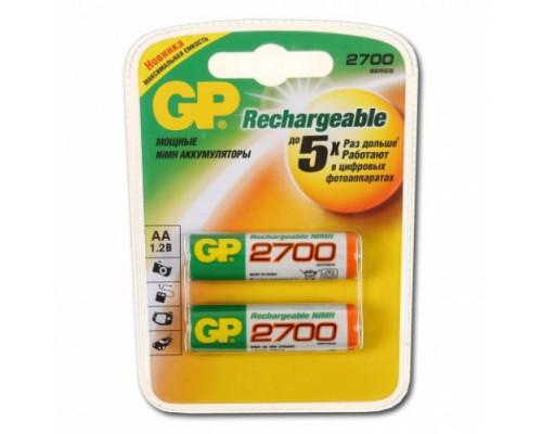 GP R 6 (2700 mA) 2BL 2шт.