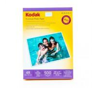 4R (10,2х15,2) 200г/м2 500 л., глянцевая односторонняя Kodak