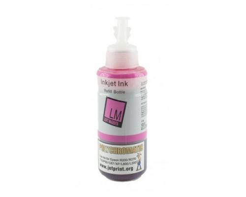 СВЕТОСТОЙКИЕ чернила Polychromatic для Epson L-серия 100мл Light Magenta водные