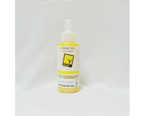 Чернила Polychromatic для HP Yellow водные 178/177/920/655/121/122/27/28 100мл