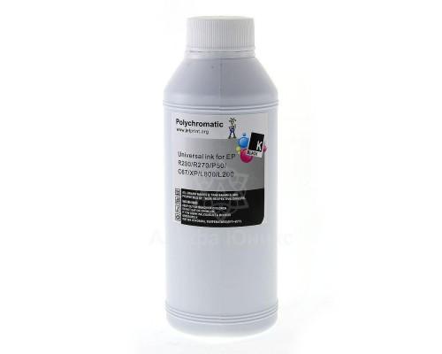 Чернила Polychromatic для Epson Black водные L800/L200/R270/P50/XP/R200/C79/C67 500мл