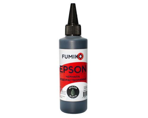 Чернила FUMIKO для Epson 100 мл водорастворимые Black