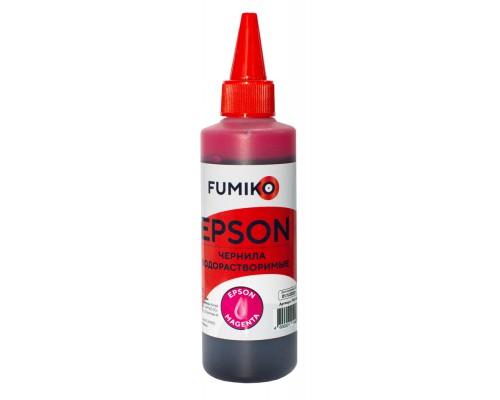Чернила FUMIKO для Epson 100 мл водорастворимые Magenta