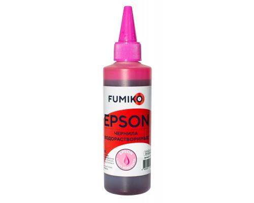 Чернила FUMIKO для Epson 100 мл водорастворимые Light Magenta