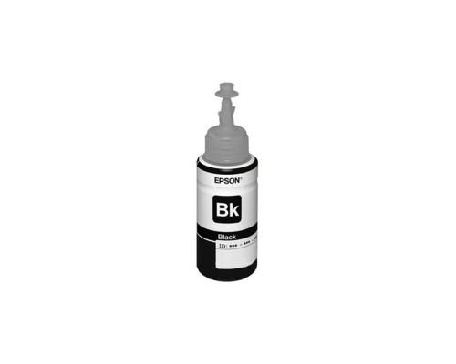 Оригинальные чернила 673 EPSON L200-L800 Black