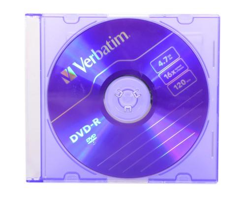 VIDEX DVD-R 16x SLIM BOX 1 шт.