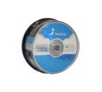 SMART TRACK DVD+RW 4X 25шт в пластиковой банке