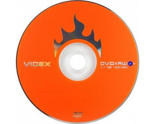 DVD+RW 4X по 1 шт.