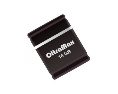 ФЛЭШ-КАРТА OLTRAMAX 16GB 50 MINI BLACK USB 2.0