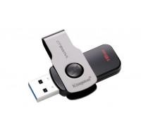 ФЛЭШ-КАРТА KINGSTON 16GB DT SWIVL МЕТАЛЛ USB 3.0