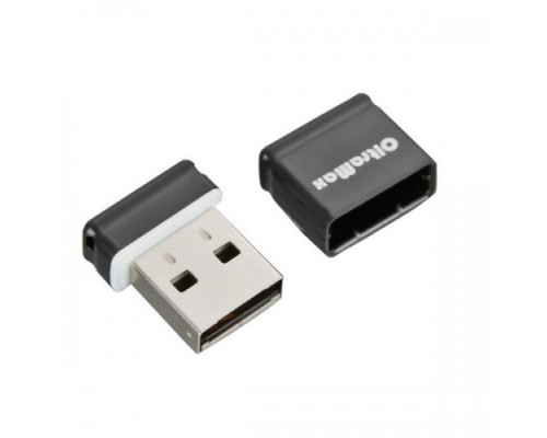 ФЛЭШ-КАРТА OLTRAMAX 16GB 70 mini BLACK USB 2.0