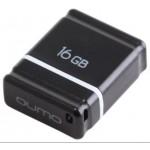 ФЛЭШ-КАРТА QUMO 16GB NANO BLACK СУПЕРМИНИАТЮРНАЯ USB 2.0