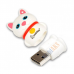 "ФЛЭШ-КАРТА SMART BUY  32GB WILD ""КОТЕНОК БЕЛЫЙ"" USB 2.0"