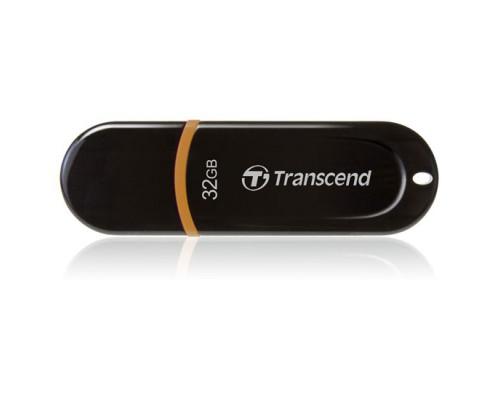 ФЛЭШ-КАРТА TRANSCEND  32 GB 300 ВЫСОКОСКОРОСТНАЯ USB 2.0