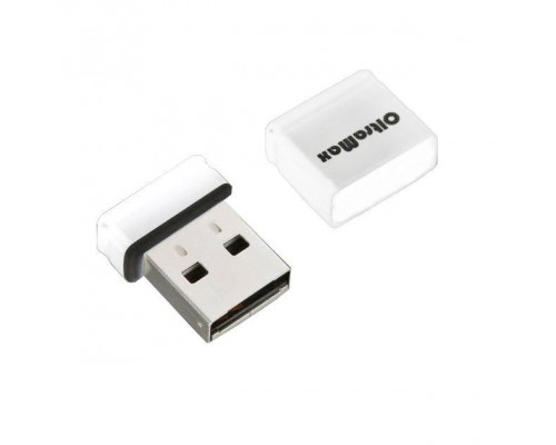 ФЛЭШ-КАРТА OLTRAMAX  64GB 50 MINI WHITE USB 2.0