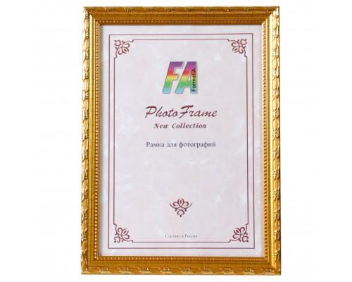 Фоторамка 10 на 15 Format-A Камышок Золото