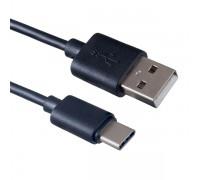 PERFEO КАБЕЛЬ USB 2.0 A(M) - TYPE-C(M) 1м U4701
