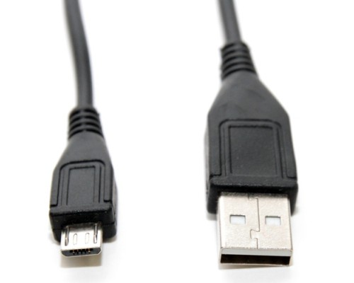 5bites UC5002-010 КАБЕЛЬ USB2.0(AM)-microUSB 1.0м