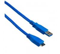 PERFEO КАБЕЛЬ USB 3.0 A(M) - MICRO USB B(M) 1.8м #4602 (25)