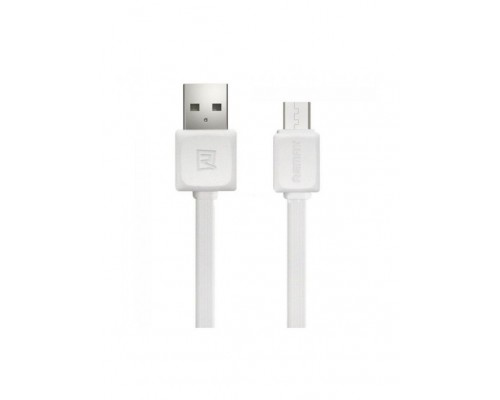 REMAX КАБЕЛЬ FAST CHARGE  RC-008m  USB 2.0>microUSB  1 метр