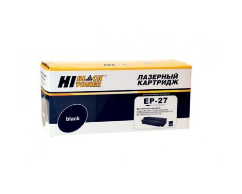 Картридж Hi-Black (HB-EP-27) для Canon MF 3110/3228/3240/LBP3200, Bk, 2,5K