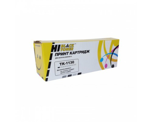 Картридж Kyocera FS-1030MFP/DP/1130MFP/ECOSYS M2030DN (Hi-Black) TK-1130, 3К