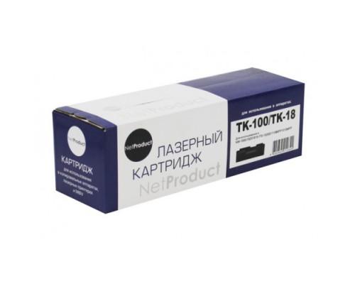 Картридж Kyocera KM-1500/FS-1020 (NetProduct) NEW TK-100/TK-18, 7,2К