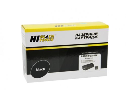 Картридж HP LJ P2015/1320/3390/3392 (Hi-Black) Q5949X/Q7553X универс., 7K