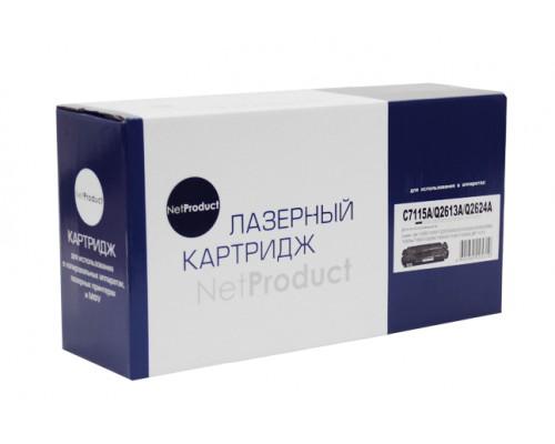 Картридж HP LJ 1200/1300/1150 (NetProduct) NEW C7115A/Q2613А/Q2624A унив., 2,5K