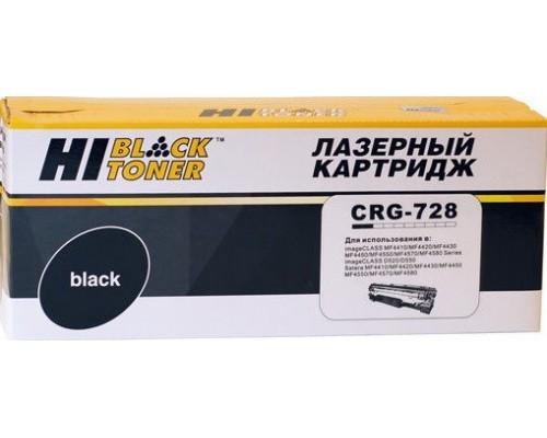 Картридж Hi-Black (HB-№728/328) для Canon MF4410/4430/4450/4570/4580, 2,1K