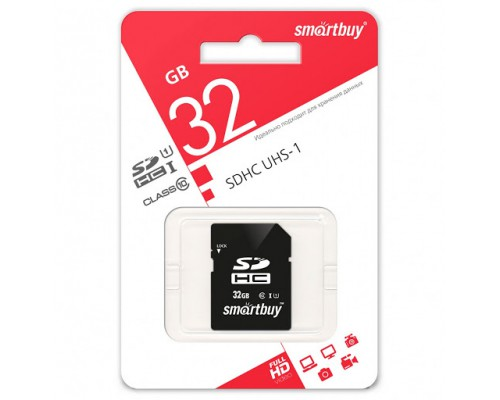 SMART BUY  32GB SECURE DIGITAL SDHC CLASS 10