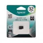 APACER  32GB MICRO SDHC CLASS 10 UHS-I БЕЗ АДАПТЕРА