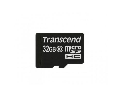 TRANSCEND  32GB MICRO SDHC CLASS 10 БЕЗ АДАПТЕРА