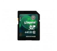 KINGSTON  64GB SECURE DIGITAL SDXC CLASS 10