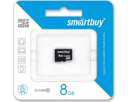 SMART BUY 8GB MICRO SDHC CLASS 10 БЕЗ АДАПТЕРА