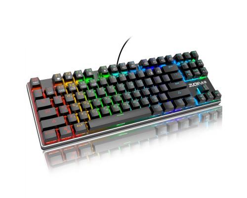 Механическая игровая клавиатура ZUOYA X51