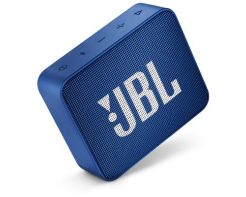 Беспроводная акустика JBL Go 2 Blue