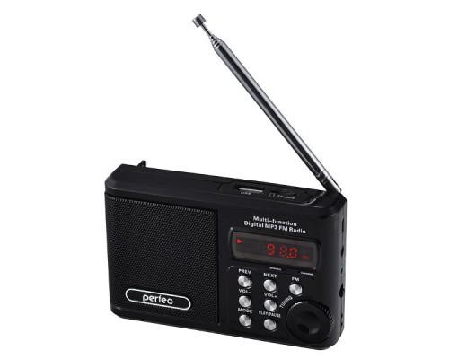 АУДИО-СИСТЕМА PERFEO SOUND RANGER УНИВЕРСАЛ USB/mSD SV-922BК