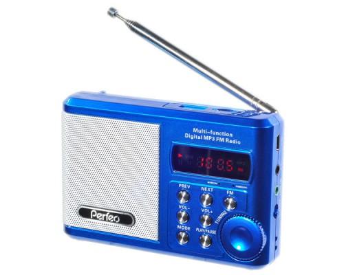 АУДИО-СИСТЕМА PERFEO SOUND RANGER УНИВЕРСАЛ USB/mSD SV-922BL