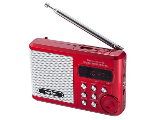 АУДИО-СИСТЕМА PERFEO SOUND RANGER УНИВЕРСАЛ. USB/mSD SV-922R
