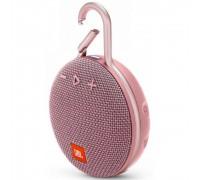 Беспроводная акустика JBL Clip 3 pink