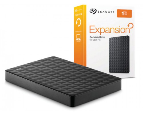"SEAGATE 1TB 1000GB 2.5"" EXPANSION USB 3.0 ЧЕРНЫЙ"