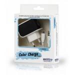 З.У. SMART BUY SBP-8060 СЕТЕВОЕ USB+КАБЕЛЬ microUSB ЧЕРНОЕ