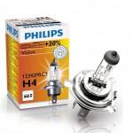 Лампа PHILIPS H4 12V 60/55W 30%