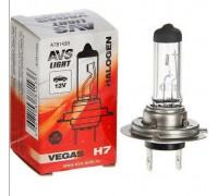 Лампа AVS  галоген H7 12V 55W А78143S