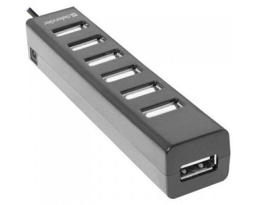 USB HUB DEFENDER 7 ПОРТОВ QUADRO SWIFT USB 2.0