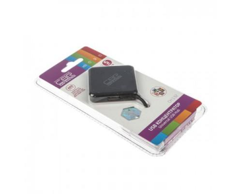 USB HUB CBR CH-132 4-х ПОРТОВЫЙ Plug&Play ПРОВОД 12.5см
